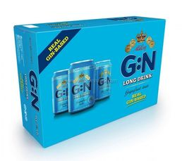 A.Le Coq G:N Long Drink 5,5% 24x33cl
