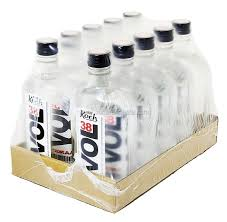 Koch Vol 38 Vodka 38% 10x50cl